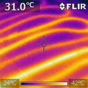 Поиск скрытых протечек труб теплых полов крыш.